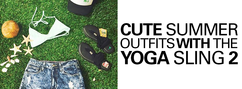 Cute Summer Outfits with the Yoga Sling 2