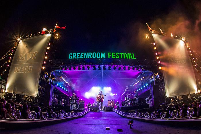 Donavon Frankenreiter Tour - Greenroom Festival Stage