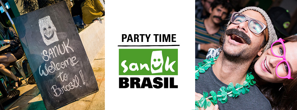 Party Time: Sanuk Gets Comfy in Brasil