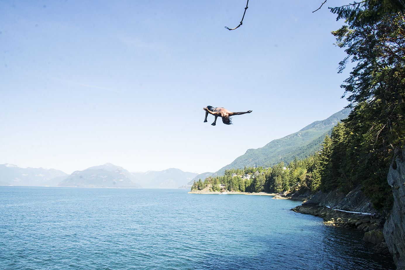 Stay Wild: Vancouver Swimmin' Club