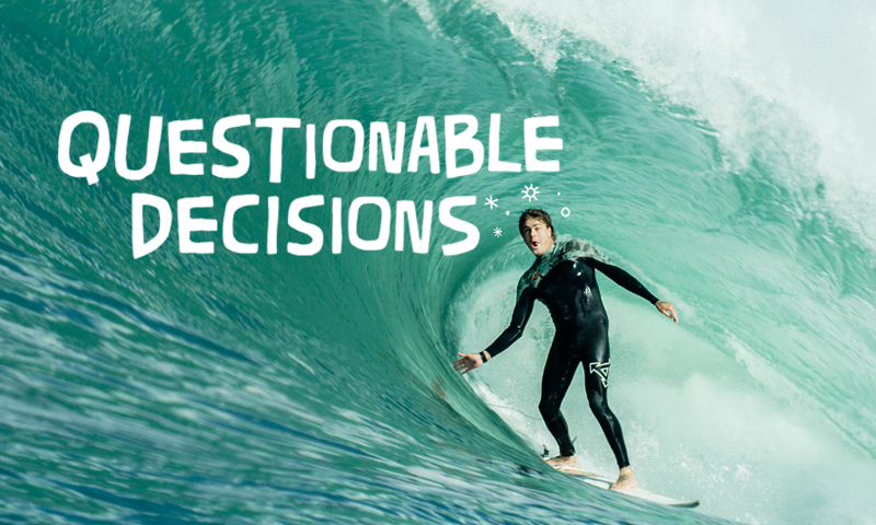 QUESTIONABLE DECISIONS: From Portugal to Paradise… in the Blink of a Red Eye!
