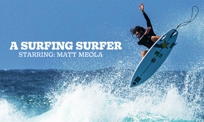 A SURFING SURFER: Matt Meola's Planet Earth Vibes Meet Other-Worldly Talents