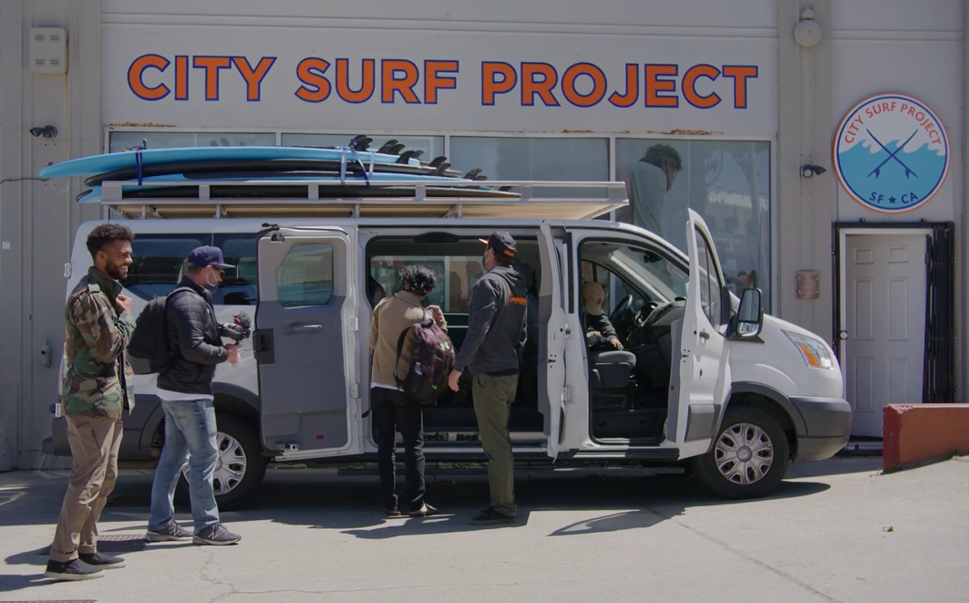 Finding Community and Making Waves with City Surf Project